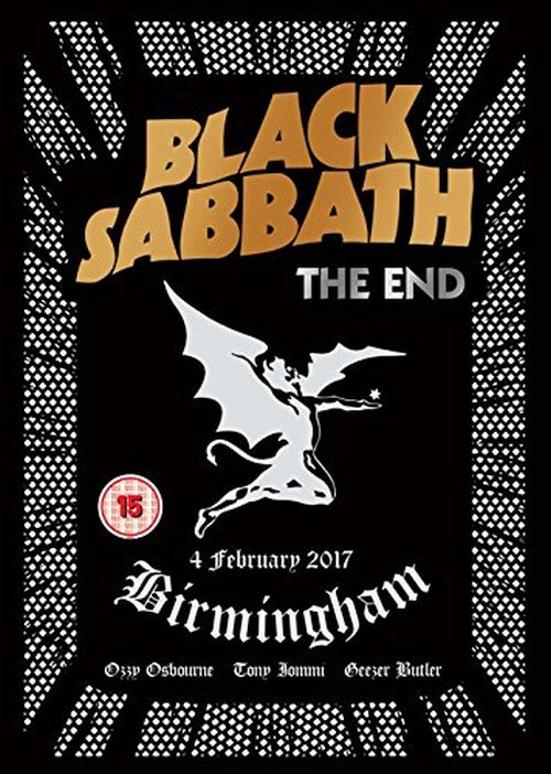 Black Sabbath - End, The (Live) (R0) - DVD - Music