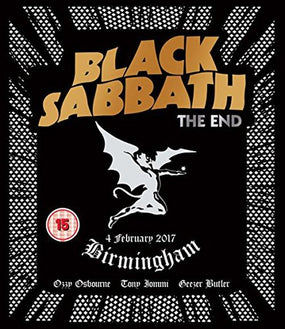 Black Sabbath - End, The (Live) (RA/B/C) - Blu-Ray - Music