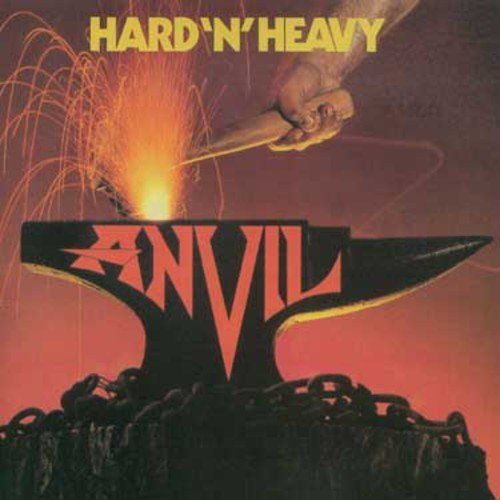 Anvil - Hard N Heavy (LP replica) - CD - New
