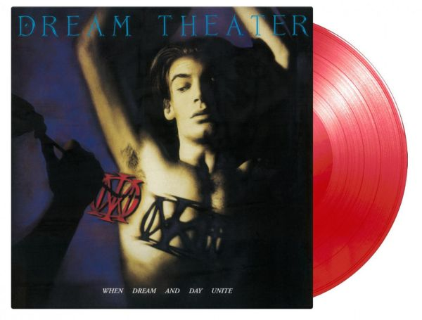 Dream Theater - When Dream And Day Unite (Ltd. Ed. 180g Red Vinyl - numbered ed. of 3500) - Vinyl - New