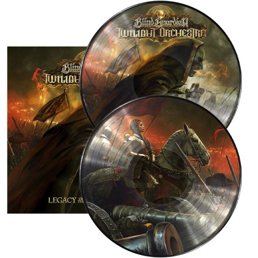 Blind Guardian Twilight Orchestra - Legacy Of The Dark Lands (2LP PICTURE DISC gatefold) - Vinyl - New
