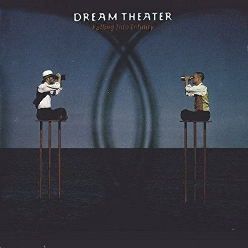 Dream Theater - Falling Into Infinity - CD - New