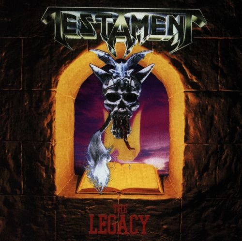 Testament - Legacy, The - CD - New
