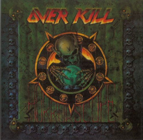 Overkill - Horrorscope - CD - New