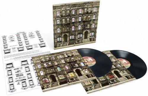 Led Zeppelin - Physical Graffiti (180g 2LP) - Vinyl - New