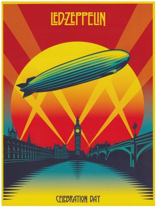 Led Zeppelin - Celebration Day (DVD/2CD) (R0) - DVD - Music