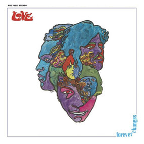 Love - Forever Changes (45th Ann. Ed. 180g) - Vinyl - New