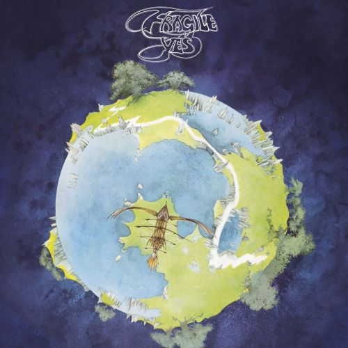 Yes - Fragile (U.S.) - CD - New