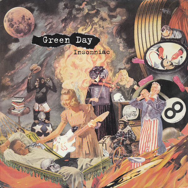 Green Day - Insomniac - Vinyl - New