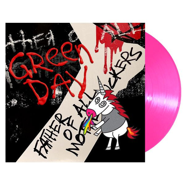 Green Day - Father Of All... (Ltd. Ed. Neon Pink Vinyl)  - Vinyl - New