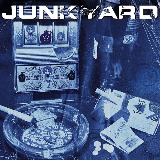 Junkyard - Old Habits Die Hard (The Lost 1992 Album) - CD - New