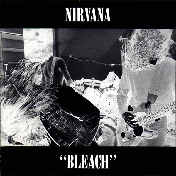 Nirvana - Bleach (rem. w. download coupon) - Vinyl - New