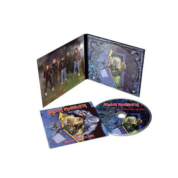 Iron Maiden - No Prayer For The Dying (The Studio Collection – Remastered) - CD - New
