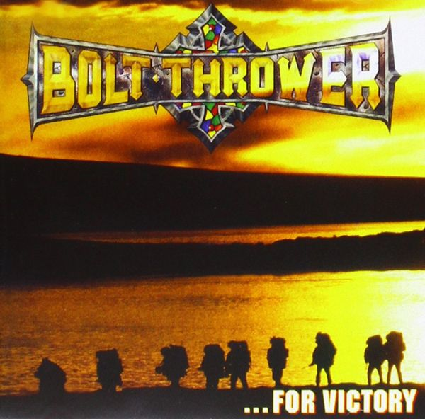 Bolt Thrower - For Victory - CD - New