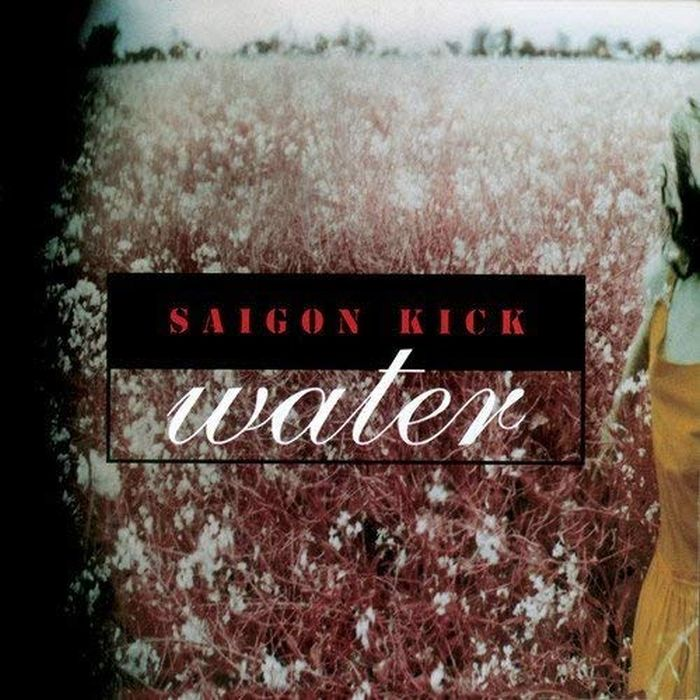 Saigon Kick - Water (Rock Candy rem. w. bonus track) - CD - New