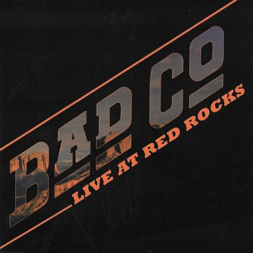 Bad Company - Live At Red Rocks (2016) (CD/DVD) - CD - New