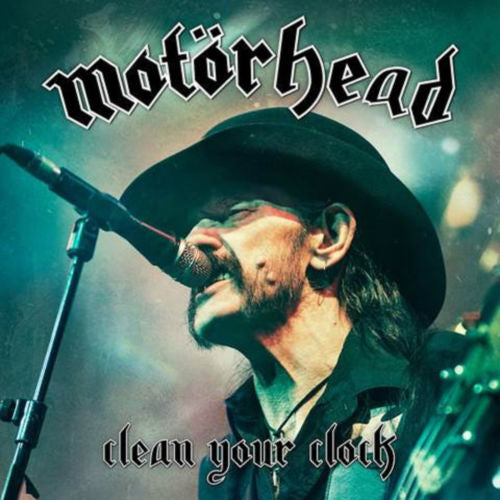 Motorhead - Clean Your Clock (Live) (CD + bonus Blu-Ray) - CD - New
