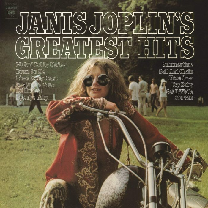 Joplin, Janis - Janis Joplins Greatest Hits - Vinyl - New