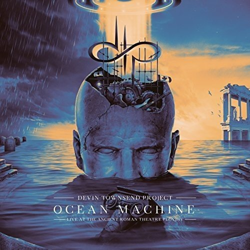 Townsend, Devin - Ocean Machine - Live At The Ancient Roman Theatre Plovdiv (RA/B/C) (Eur.) - Blu-Ray - Music