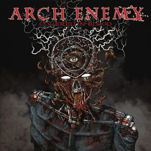 Arch Enemy - Covered In Blood (Ltd. Ed. digi.) - CD - New