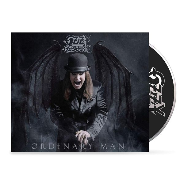 Osbourne, Ozzy - Ordinary Man (Deluxe Ed. foil-stamped digi.) - CD - New