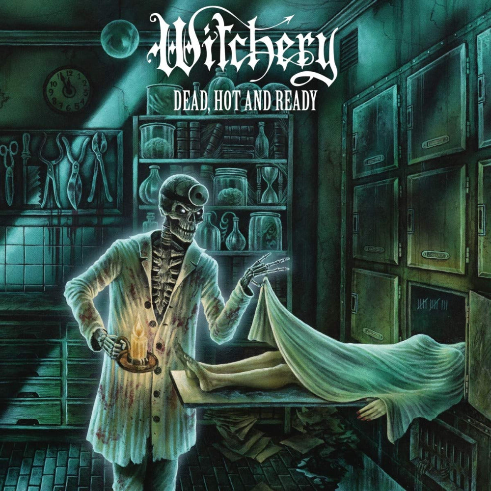Witchery - Dead, Hot And Ready (2020 rem. reissue) - Vinyl - New