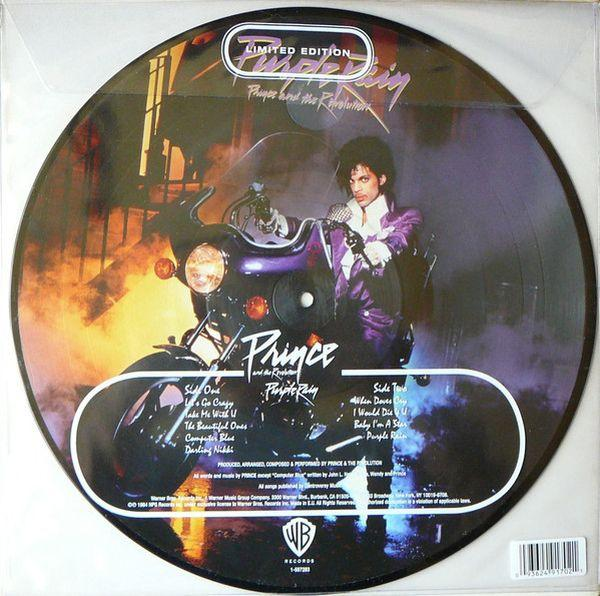 Prince - Purple Rain (Ltd. Ed. Picture Disc) - Vinyl - New