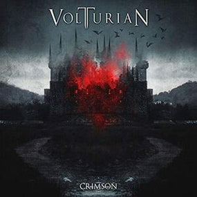 Volturian - Crimson - CD - New