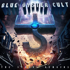 Blue Oyster Cult - Symbol Remains, The - CD - New