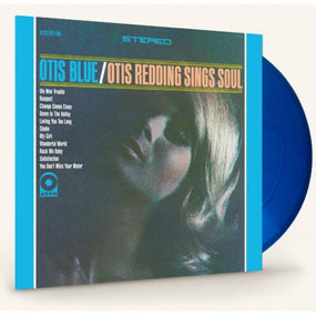 Redding, Otis - Otis Blue - Otis Redding Sings Soul (Spec. Ed. 180g Blue Vinyl) - Vinyl - New