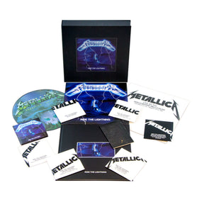 Metallica - Ride The Lightning (4LP/6CD/1DVD box set) - Vinyl - New