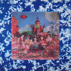 Rolling Stones - Their Satanic Majesties Request (Ltd. Ed. 180g 2018 gatefold reissue w. lenticular cover) - Vinyl - New
