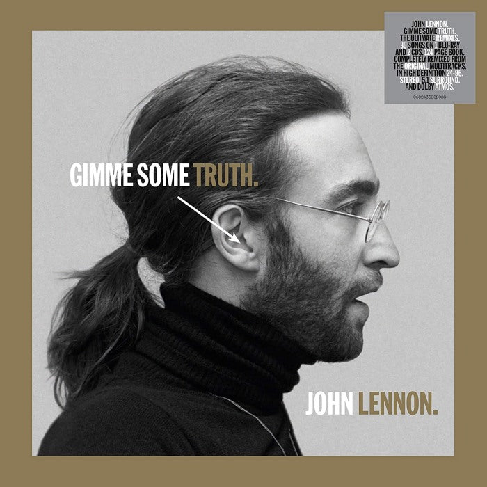 Lennon, John - Gimme Some Truth - The Ultimate Remixes (Deluxe Ed. 2CD/Blu-Ray Box Set w. 124 pg book) - CD - New