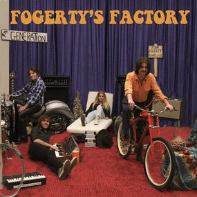 Fogerty, John - Fogertys Factory - CD - New - PRE-ORDER