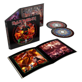 Iron Maiden - Nights Of The Dead - Legacy Of The Beast - Live In Mexico City (2CD) - CD - New - PRE-ORDER