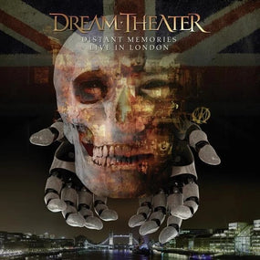 Dream Theater - Distant Memories - Live In London (Spec. Ed. 3CD/2DVD) - CD - New - PRE-ORDER
