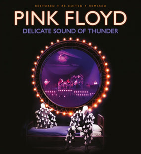 Pink Floyd - Delicate Sound Of Thunder (2020 remixed reissue) (R0) - DVD - Music