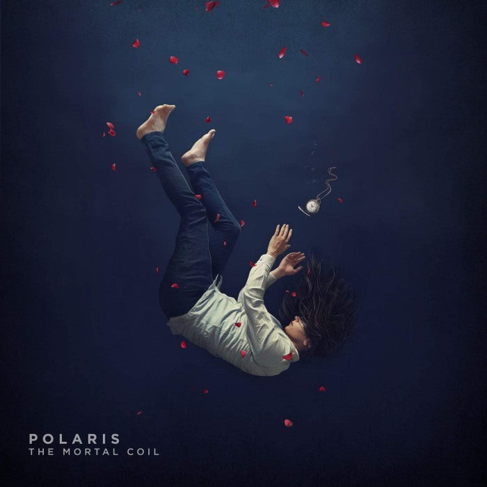 Polaris - Mortal Coil, The (Ltd. Ed. Black Ice w. Blue Splatter Vinyl - 500 copies) - Vinyl - New
