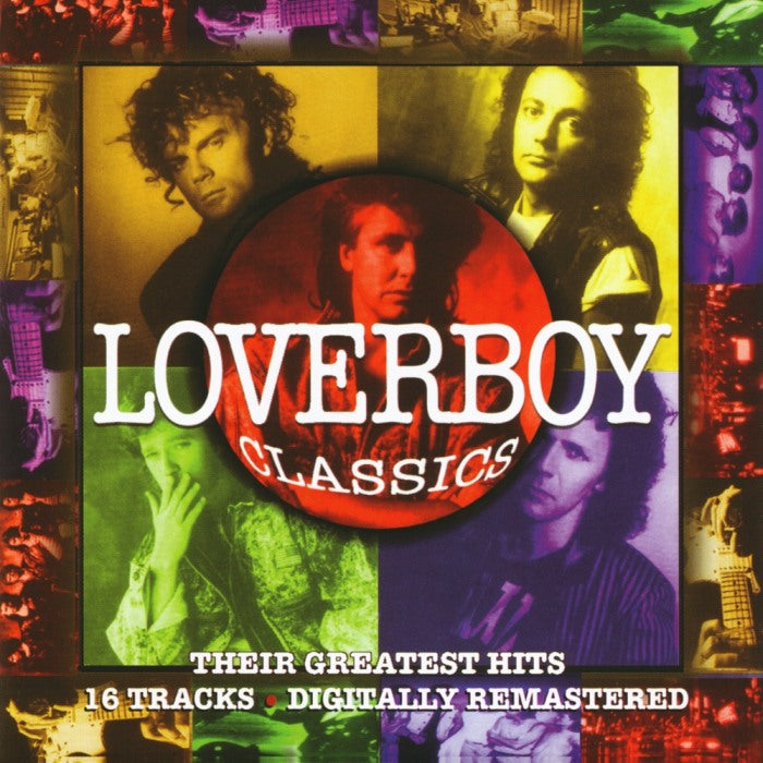 Loverboy - Classics - Their Greatest Hits - CD - New