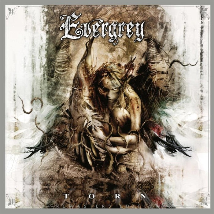 Evergrey - Torn (2020 rem. w. 2 bonus tracks) - CD - New