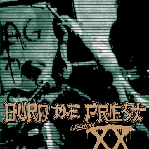 Lamb Of God (Burn The Priest) - Legion XX (150g Green Smoke Vinyl w. download card) - Vinyl - New
