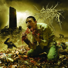 Cattle Decapitation - Monolith Of Inhumanity (180g 2020 gatefold reissue w. poster + download card) - Vinyl - New
