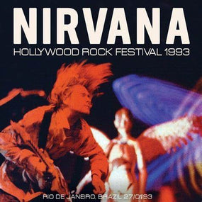 Nirvana - Hollywood Rock Festival 1993 (2LP gatefold) - Vinyl - New