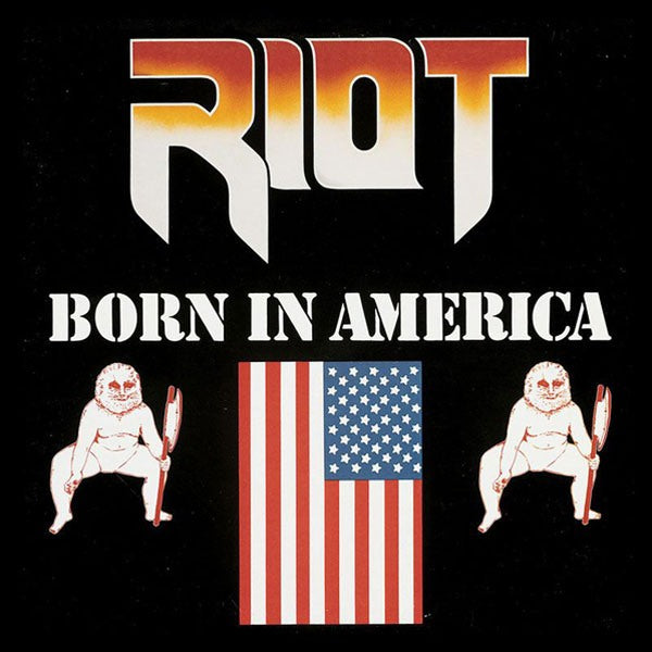 Riot - Born In America (180g) - Vinyl - New