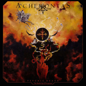 Acherontas - Psychic Death - The Shattering Of Perceptions - CD - New