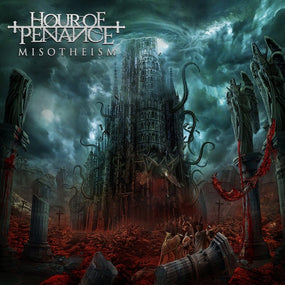 Hour Of Penance - Misotheism - CD - New