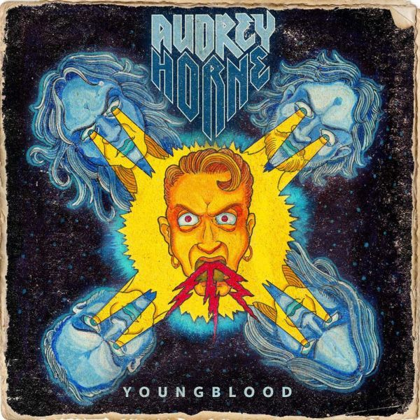 Audrey Horne - Youngblood (2020 reissue) - CD - New