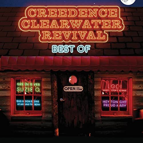 Creedence Clearwater Revival - Best Of (2CD Bonus Ed.) - CD - New