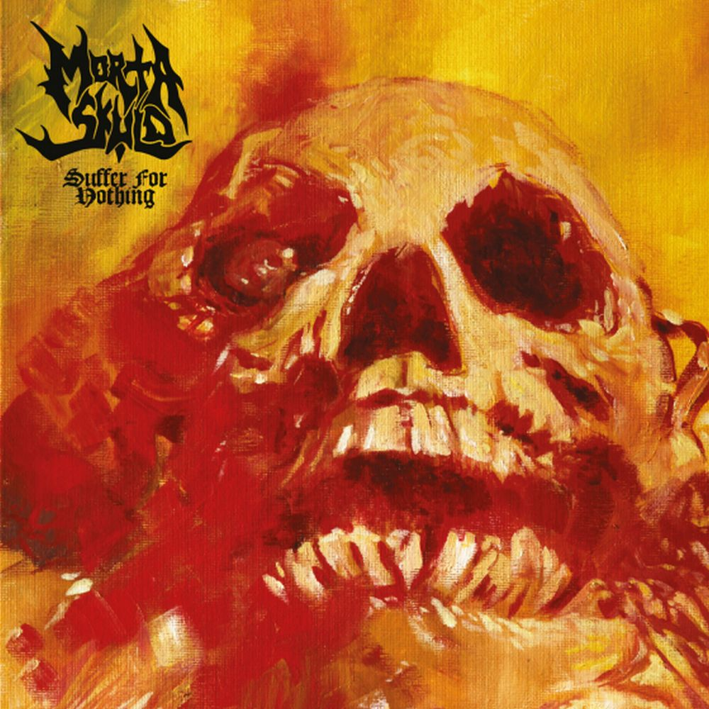 Morta Skuld - Suffer For Nothing - CD - New