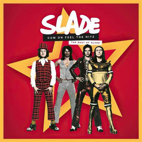 Slade - Cum On Feel The Hitz - The Best Of Slade (U.S.) - Vinyl - New